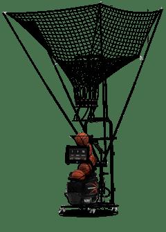 Dr. Dish CT Basketball Shooting Machine