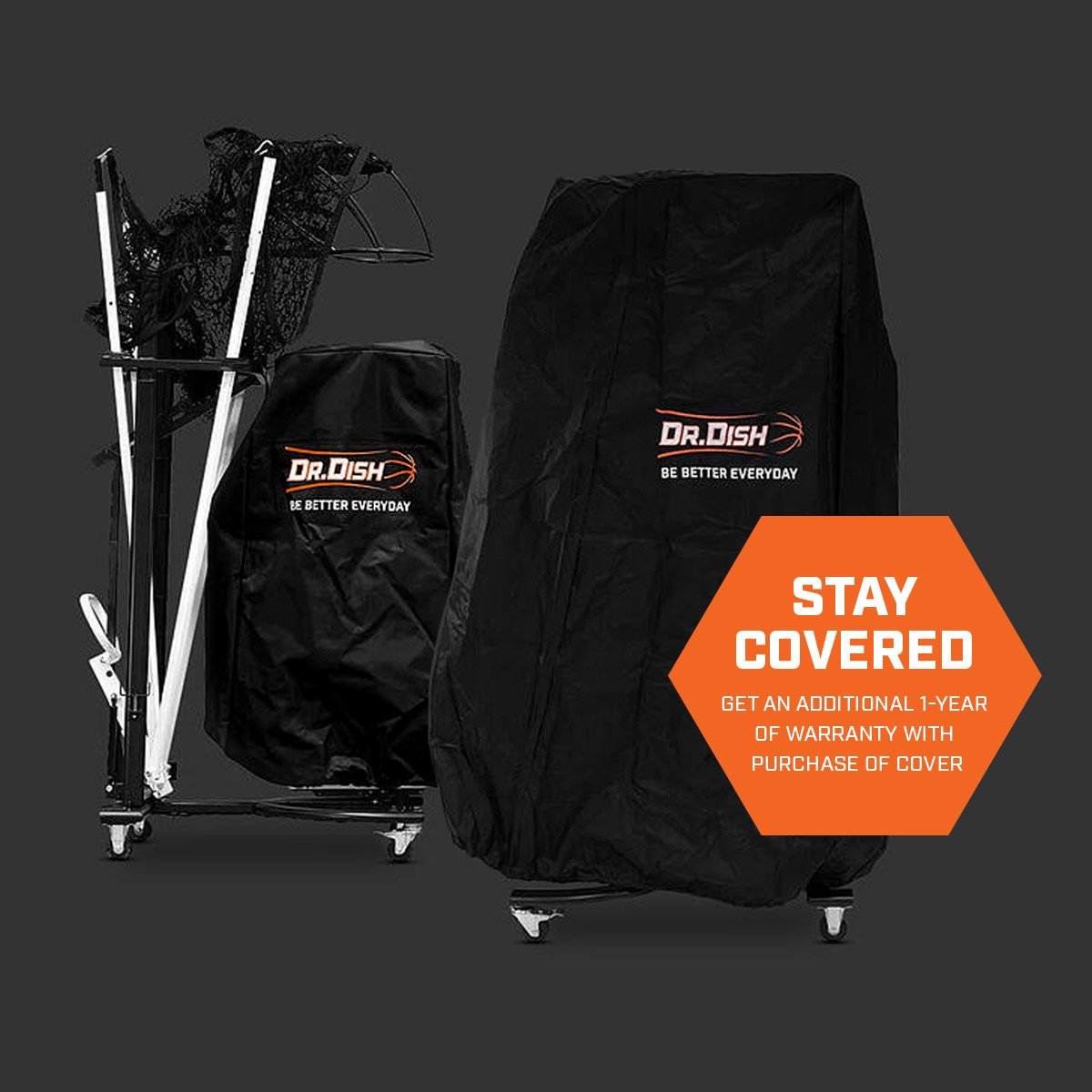 Get an additional one year warranty with the purchase of a cover