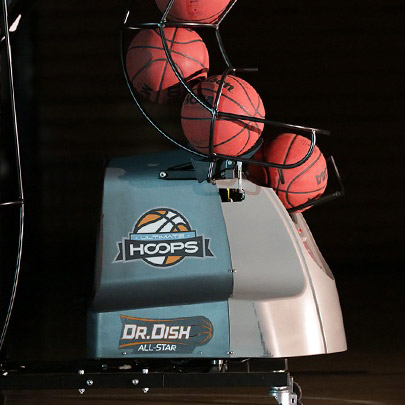 Dr. Dish All-Star with Custom Graphics