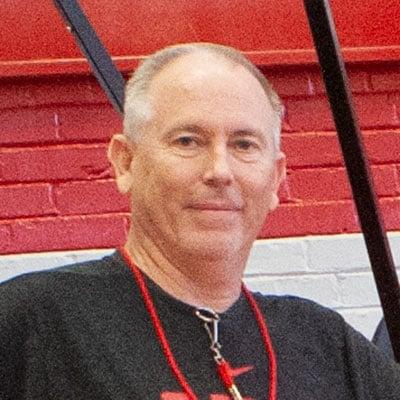 Coach Ricky Smith