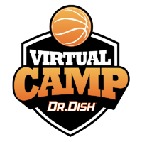 Dr. Dish Basketball Shooting Machine Virtual Camp