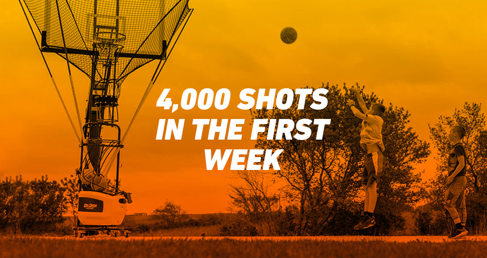 Drake took over 4,000 shots in the first week