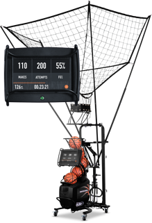 Basketball Shooting Machine | Dr. Dish CT