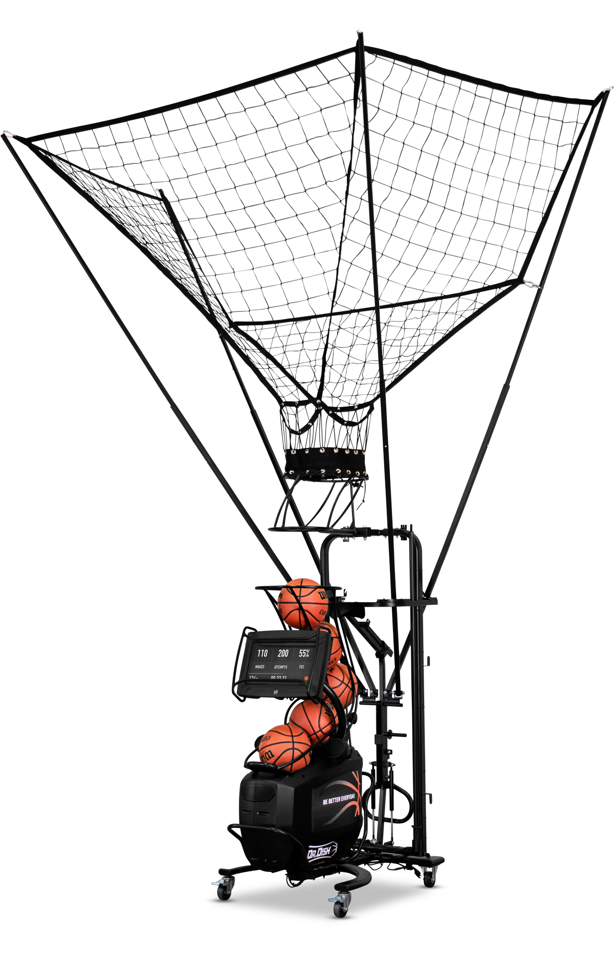 Dr. Dish CT Basketball Shooting Machine
