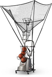 Basketball Shooting Machine - Dr. Dish Rebel