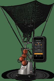 Basketball Shooting Machine - Dr. Dish Pro
