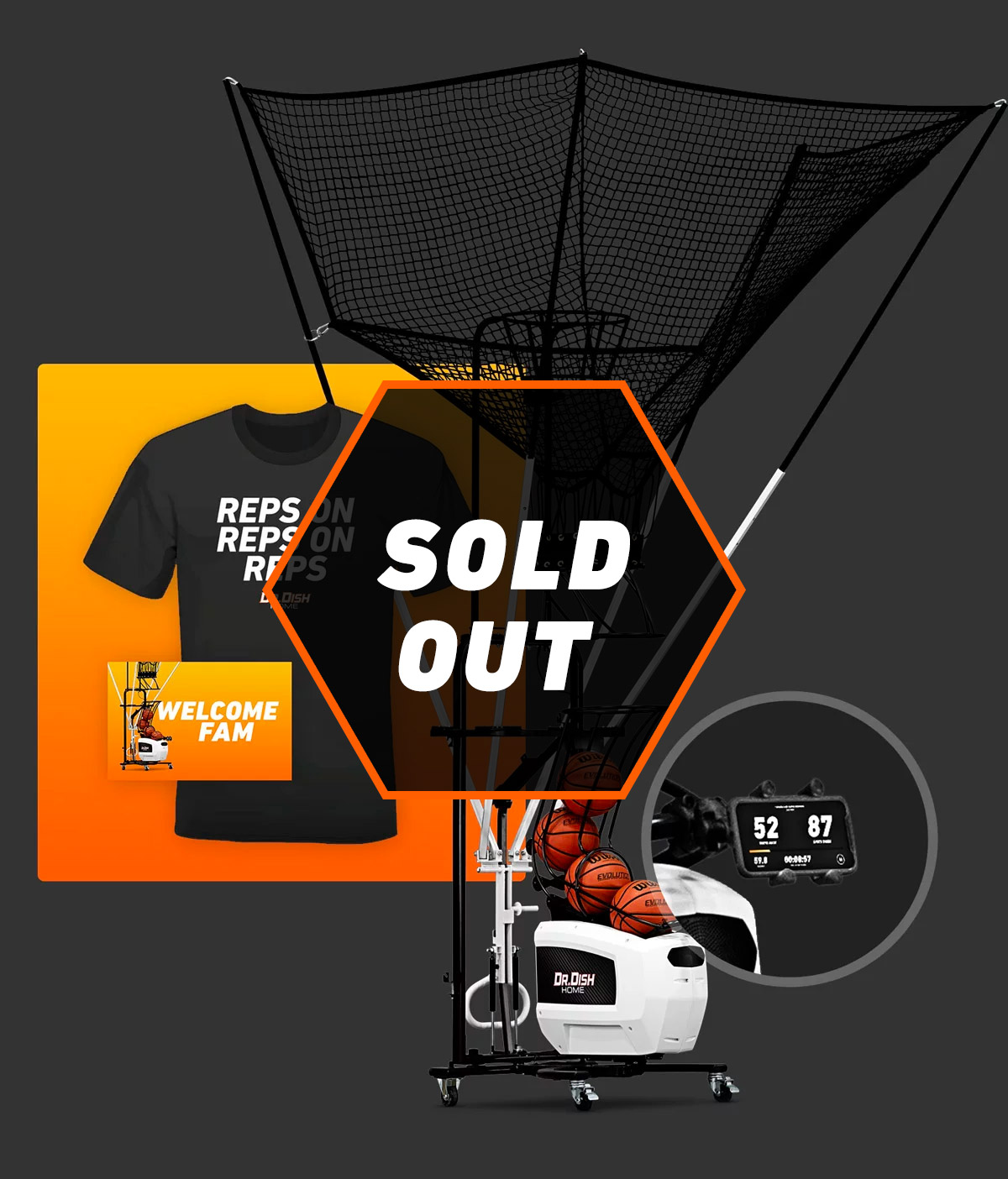 Dr Dish Home Beta - Sold Out