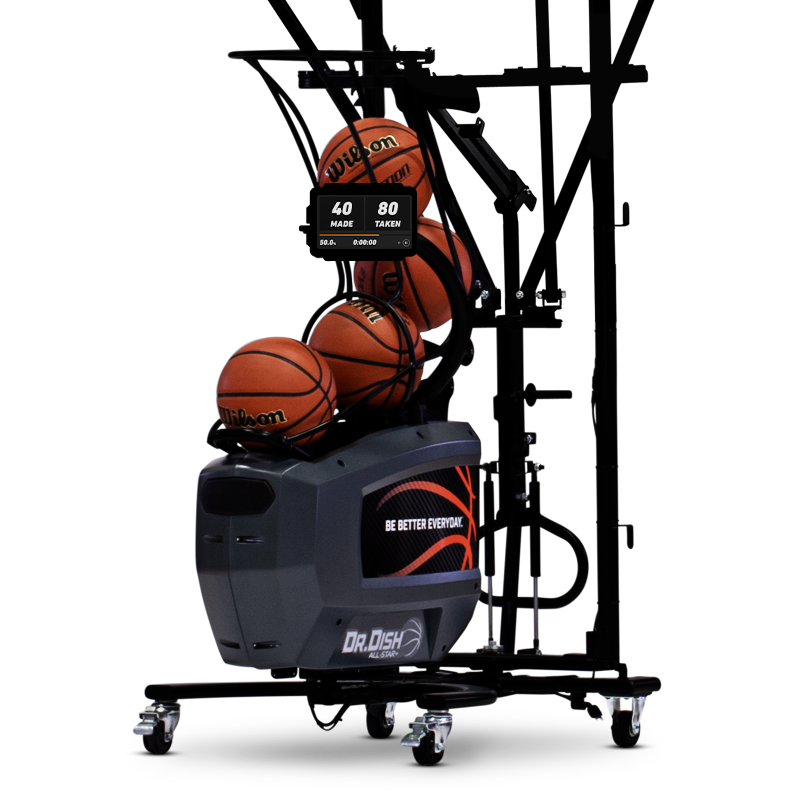 All-Star+ Basketball Shooting Machine