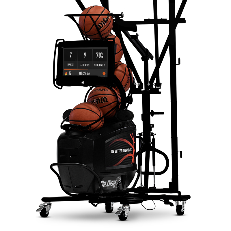 CT Basketball Shooting Machine