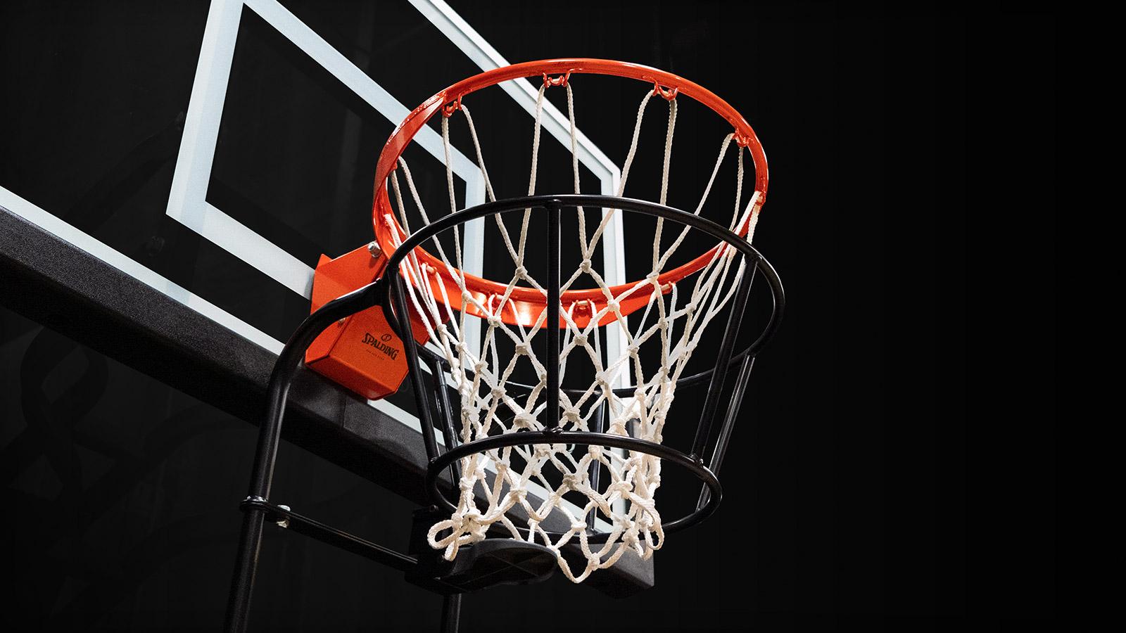 Dr. Dish Basketball Shots Made Counter on Basketball Hoop