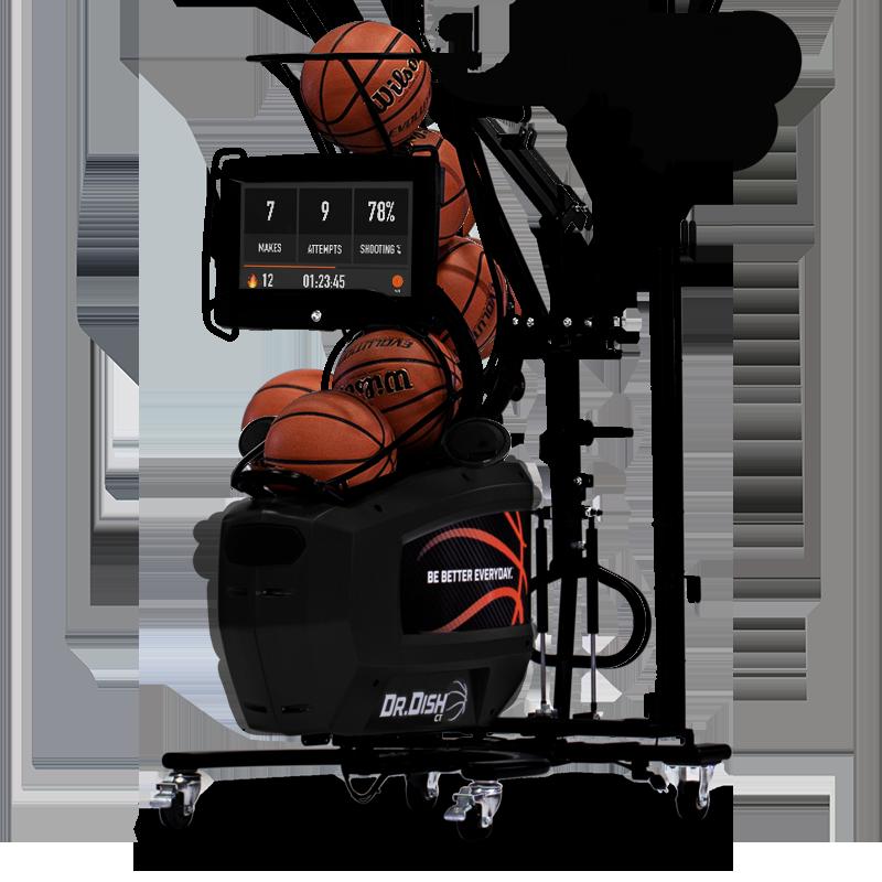 CT Basketball Shooting Machine