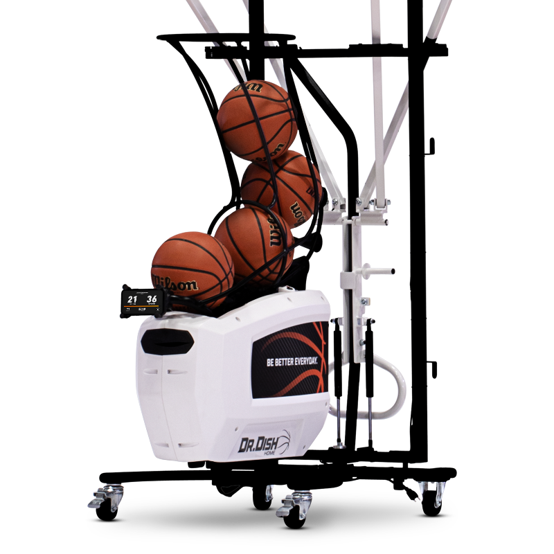 Home Basketball Shooting Machine