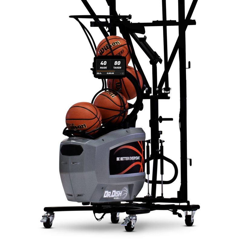 Rebel+ Basketball Shooting Machine