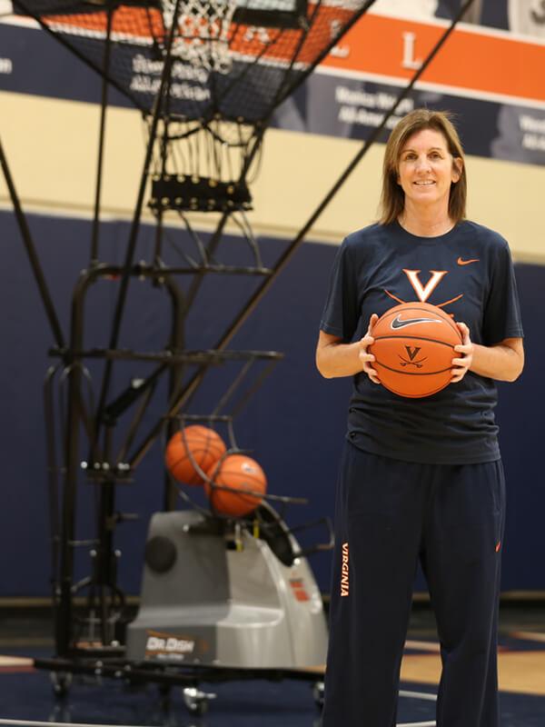 Joanne Boyle - Former Head Coach Virgina University