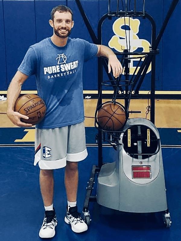 Drew Hanlen - NBA Skills Trainer