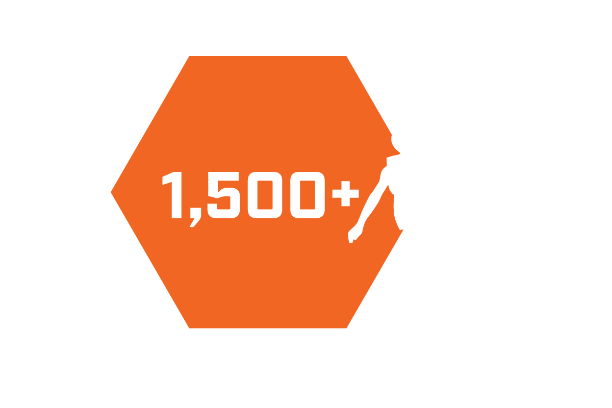 1,500 New Players