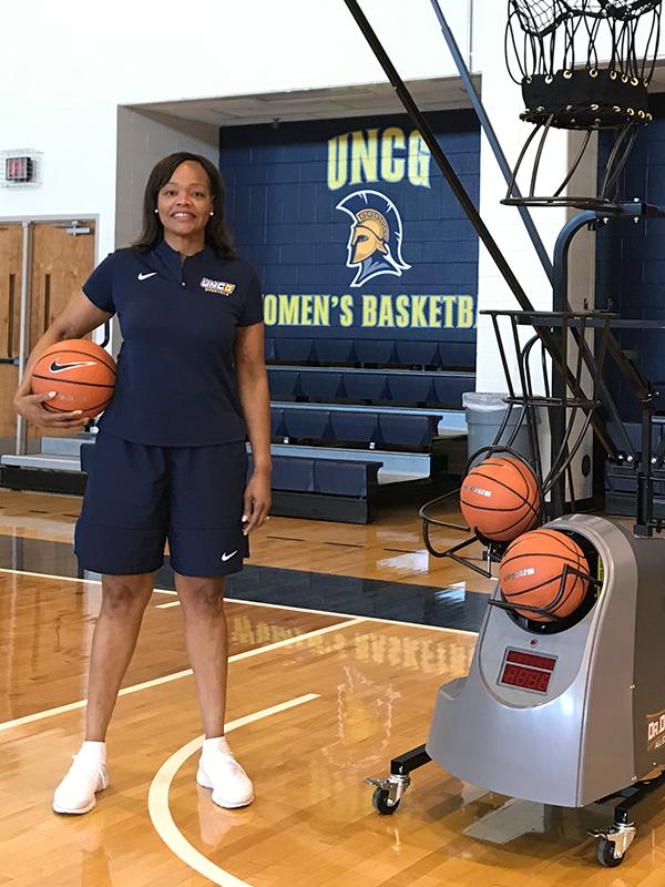 UNC Greensboro - Trina Patterson