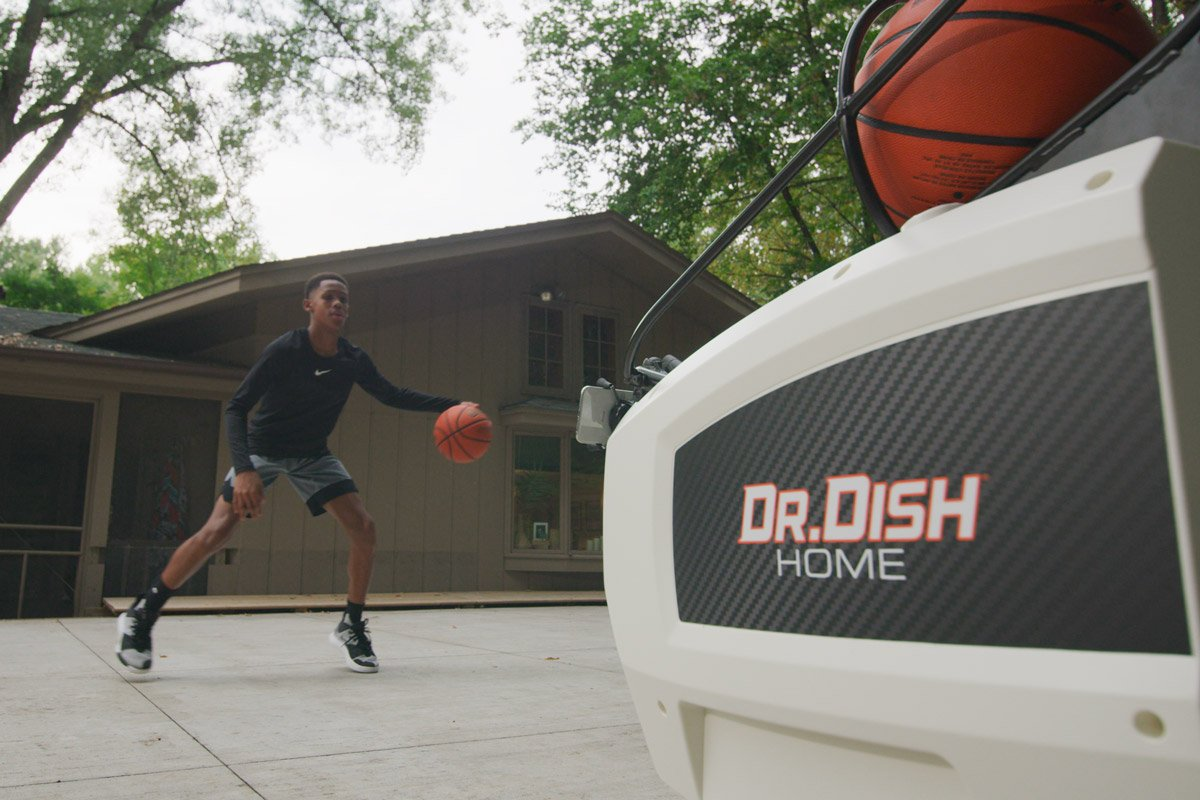 Dr. Dish Shooting Machines for Home