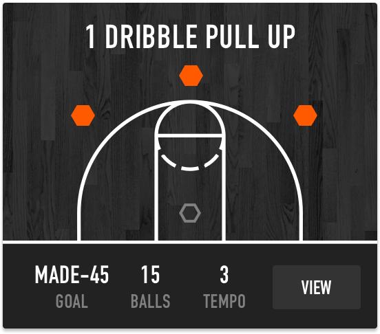 Dr. Dish Basketball Training- shooting