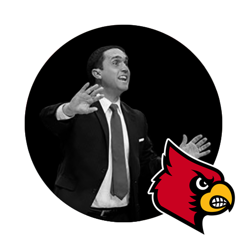 Sam Purcell ASSISTANT COACH UNIVERSITY OF LOUISVILLE